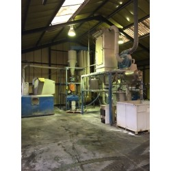 Herbold PU500 PVC Recycling System
