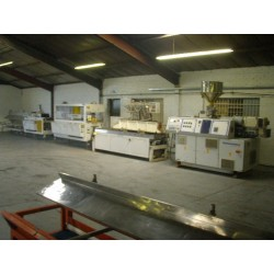 Battenfeld 65mm Extrusion Line (extruder)