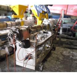 Battenfeld 65mm Twin Screw Extruder