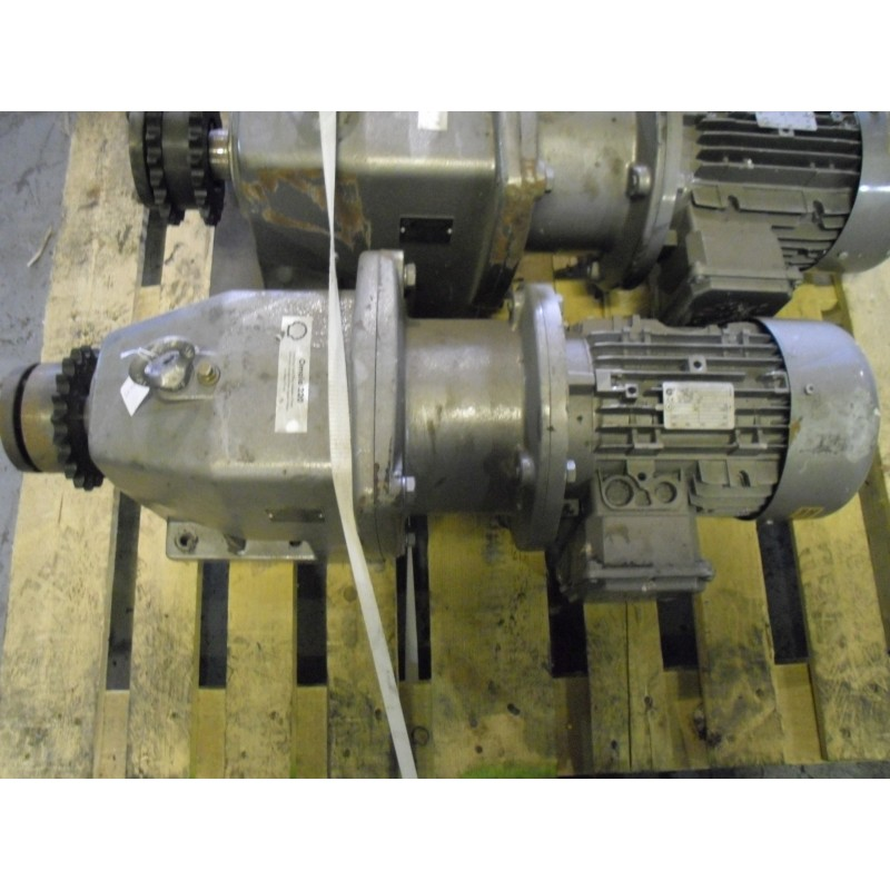 Nork Motor with Gearbox