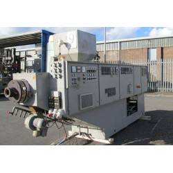 Weber DS85 Twin Screw Extruder