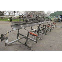 Ellinghaus 6 meter Tilt Table