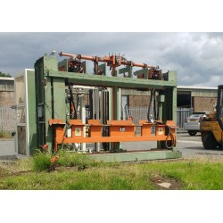 Sica Pipe Turner/Palletiser
