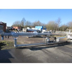 Stainless Steel 8.5m Cooling Tank - 3 Available