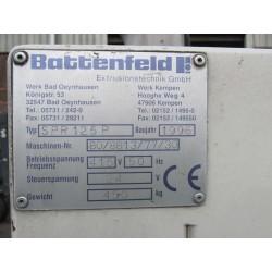 Battenfeld SPR125 Saw