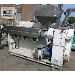 Boston 80mm Single Screw Extruder