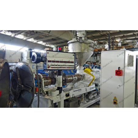 Battenfeld UNI EX2-107-22V Compounding Line