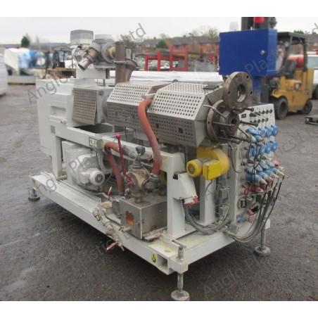 Battenfeld MBEX2-54C Twin Screw Extruder