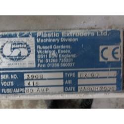 Plastex EX60 Extruder
