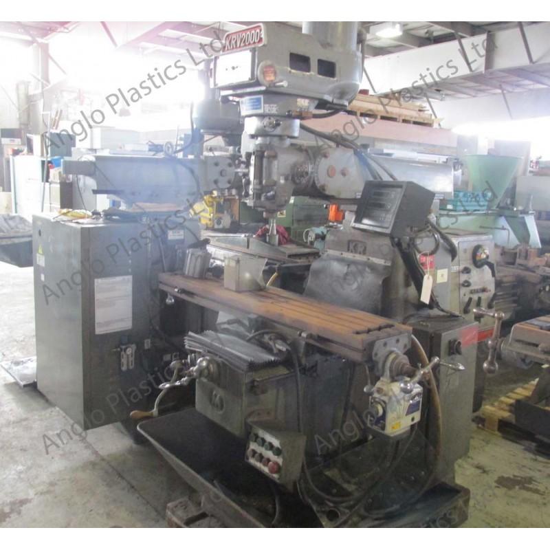 KRV3000 Milling Machine