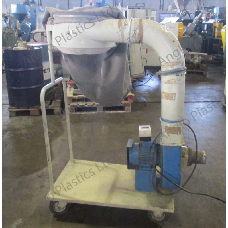 Unmarked Dust Collector