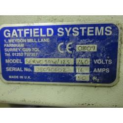 Gatfield Servo Saw