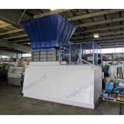 Powertech Twin Shaft Shredder