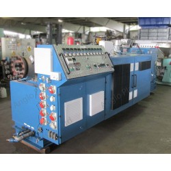 Krauss Maffei KMD2-110 Twin Screw Extruder (Profile)