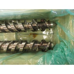Krauss KMD90-26 Screws & Barrel Selection