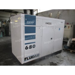 Fluidair RPIC680IC Compressor