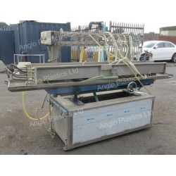 Unbadged Stainless Steel Calibration Tables