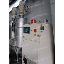 Piovan Double Desiccant Tower Dryer