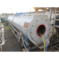 Weber DS12.6 PVC Pipe Extrusion Line