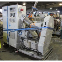 Battenfeld 60 Single Screw Pipe Extrusion Line