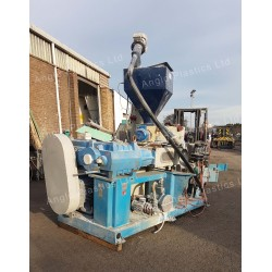 Davis 60mm Twin Screw Extruder