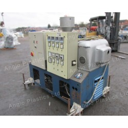 KR Matthews 50mm Single Screw Extruder