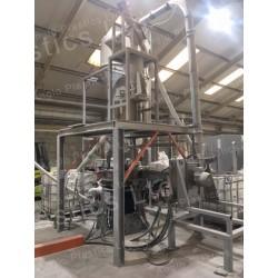 Herbold 650 Pulverising System
